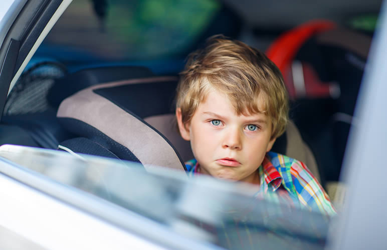 picture of a preschool child with anxiety