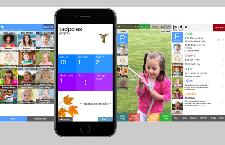 tadpoles - revolutionizing child care